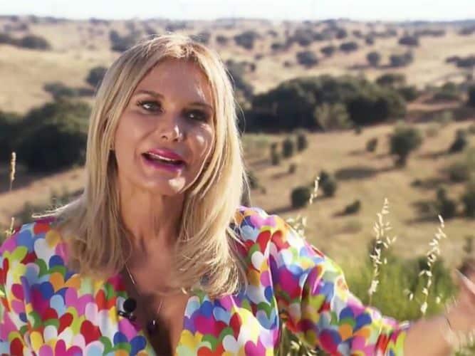 Yola berrocal ganadora La Casa Fuerte