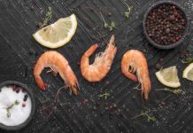 gambas picantes thermomix
