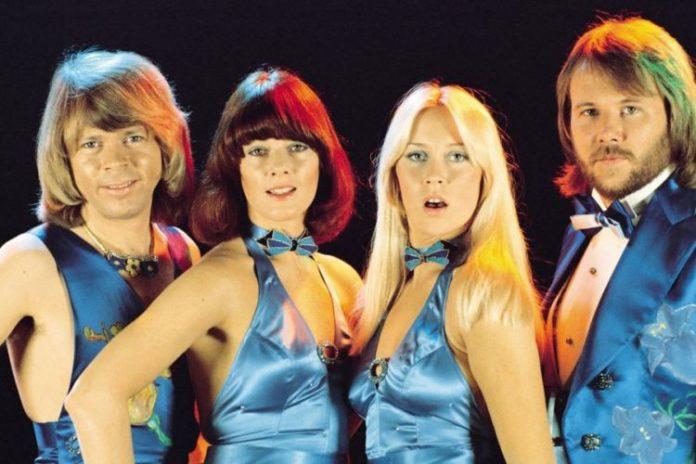 El grupo ABBA