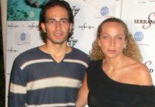 Ángel y Sabrina