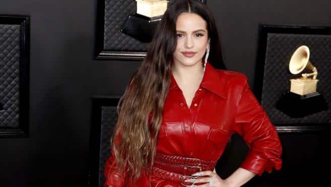 Así fue el primer debut de Rosalía en la televisión