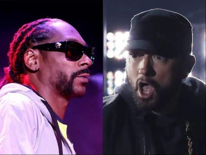 Snoop Dogg y Eminem