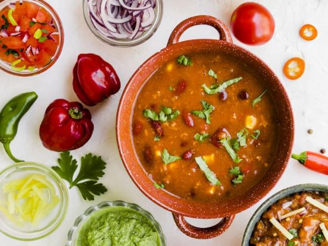 recetas salsa