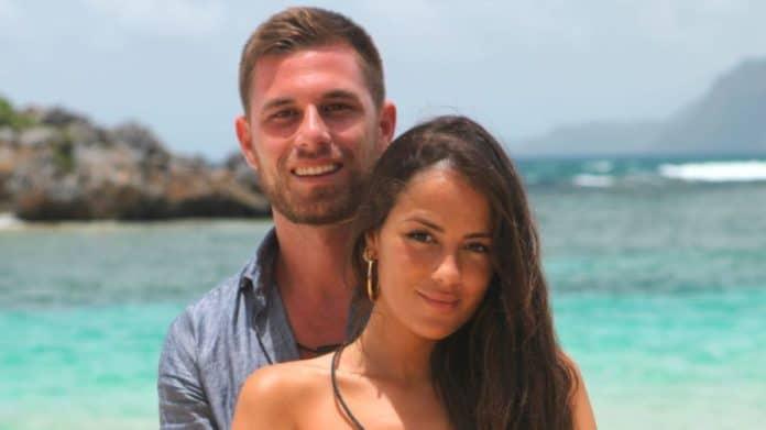 Tom y Melyssa La Isla de las Tentaciones