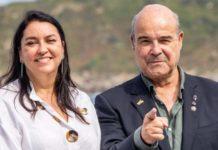 Antonio Resines y Ana Pérez-Lorente