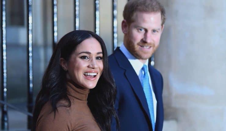 Meghan Markle y el Príncipe Harry hija