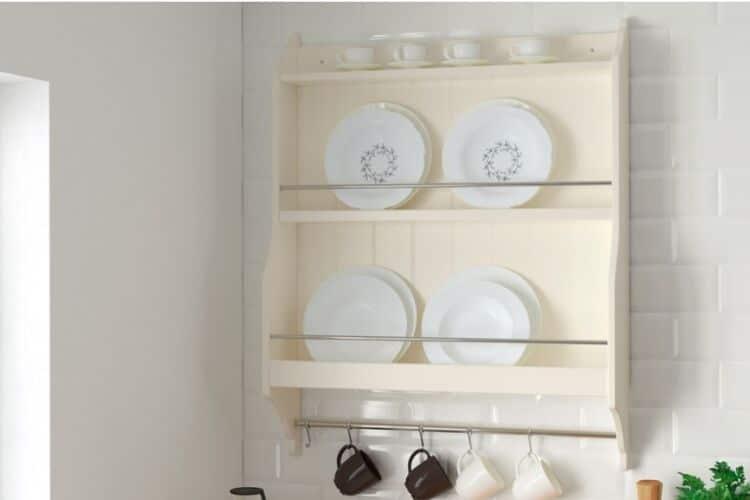 estanteria platos ikea
