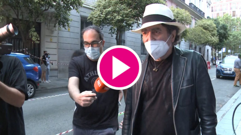 Joaquín Sabina cuenta como se encuentra de salud