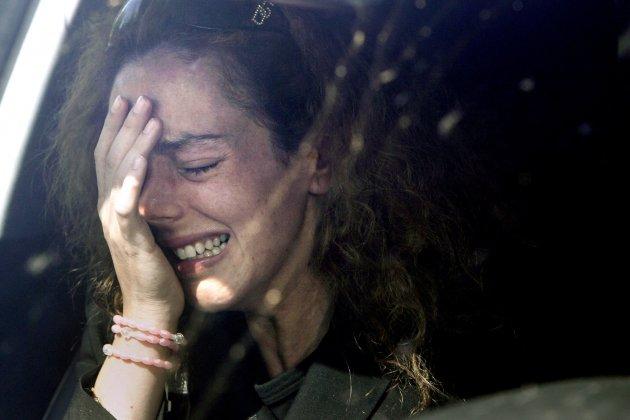 Rocío Carrasco llorando