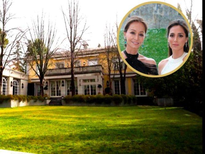 """La mansión """"Villa Meona"""""""