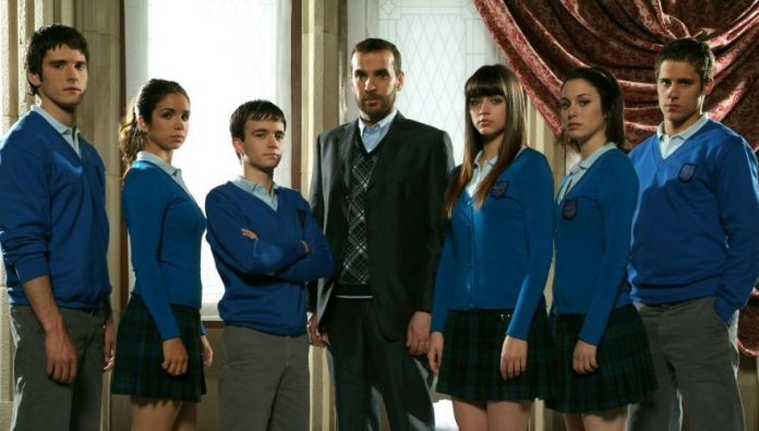 el internado actores