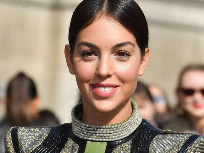 Georgina Rodríguez nació en Argentina, pero fue criada en España