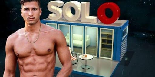 Gianmarco Onesti en el reality 'Solo/Sola'
