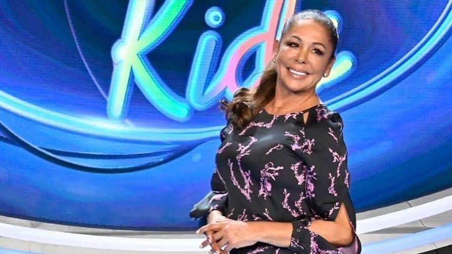 Isabel Pantoja en Idol Kids
