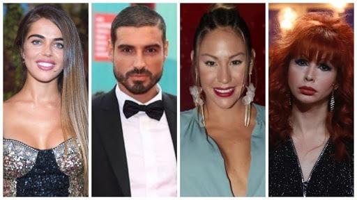 Nuevas parejas de famosos en la segunda edición de 'La Casa Fuerte'