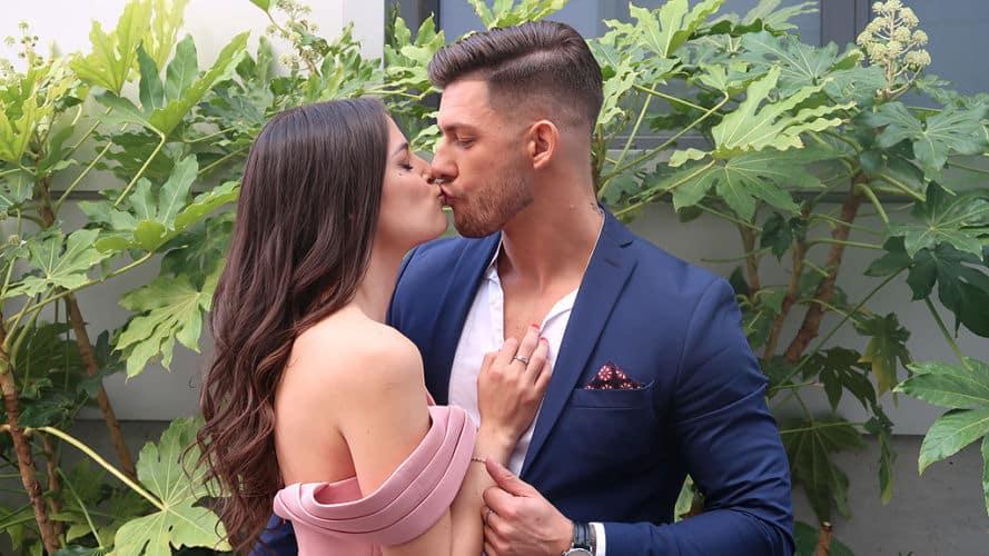 Maira Cruz elige a Josua como pareja en su gran final