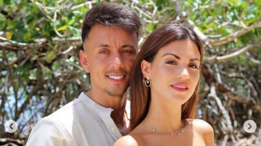 Melodie y Cristian, la primera de las parejas en el punto de mira