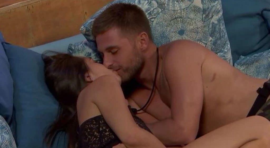 Tom Brusse y Sandra Pica
