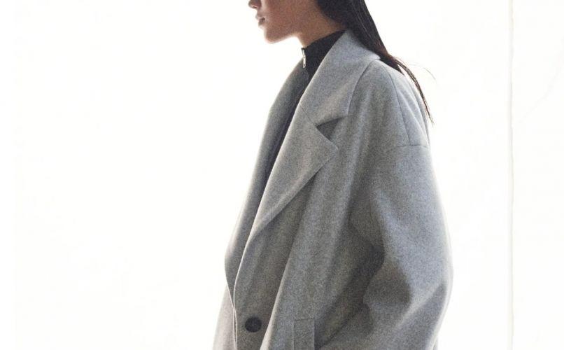 abrigo oversize zara