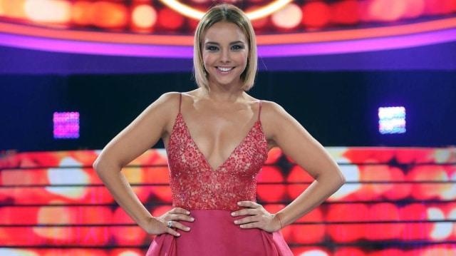 Chenoa debuta como presentadora del especial de Año Nuevo de la 1