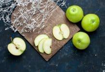 preparacion manzanas