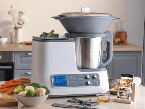 robot cocina aldi