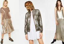 moda metalizada