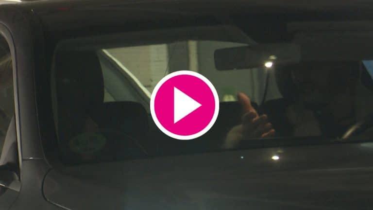Chabelita y Asraf protagonizan una acalorada discusión en el coche