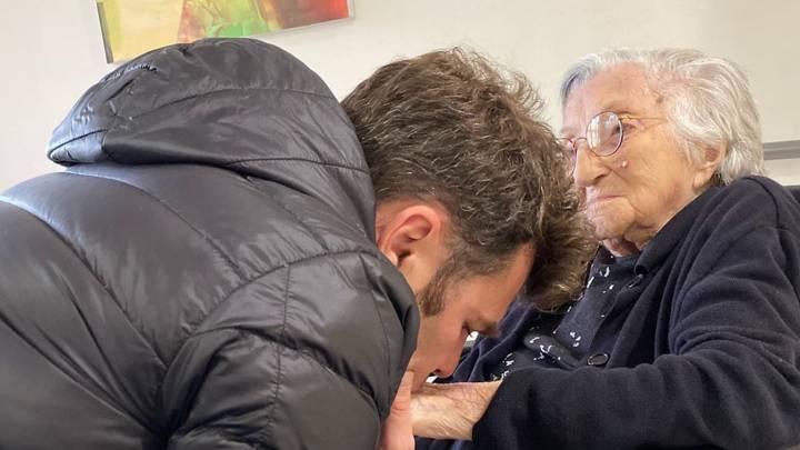Fallece la abuela de Fonsi Nieto