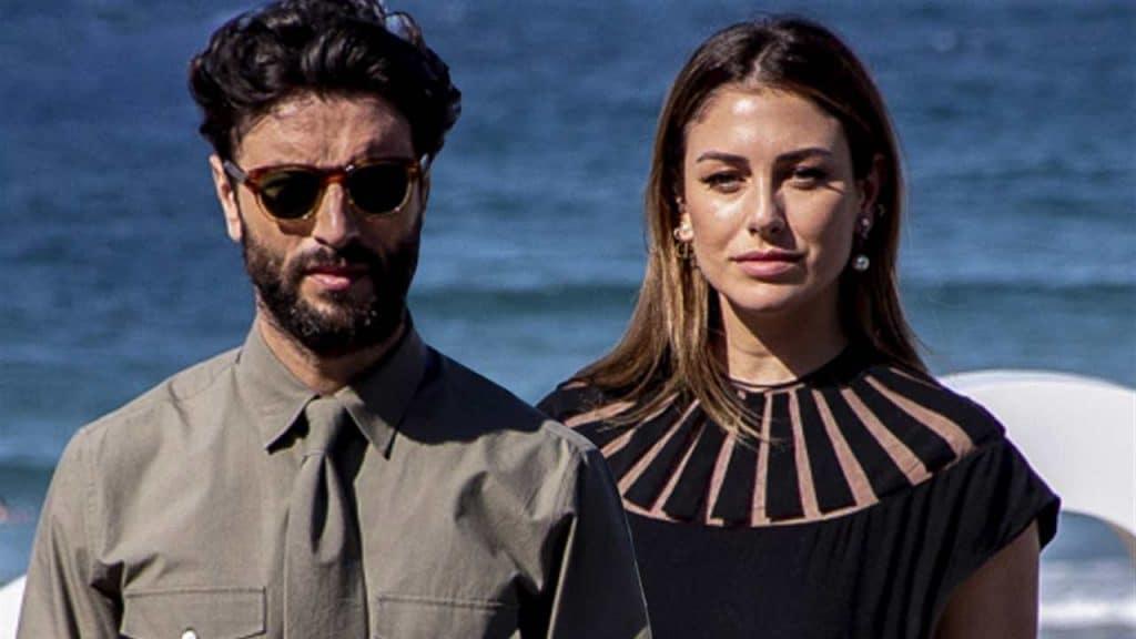 Javier Rey y Blanca Suárez