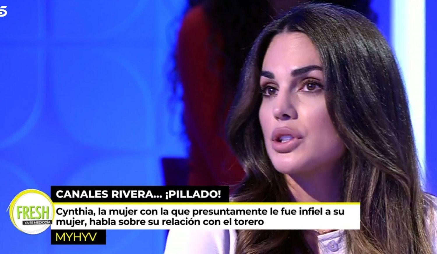 Cintia Martínez irá a Sabado Deluxe