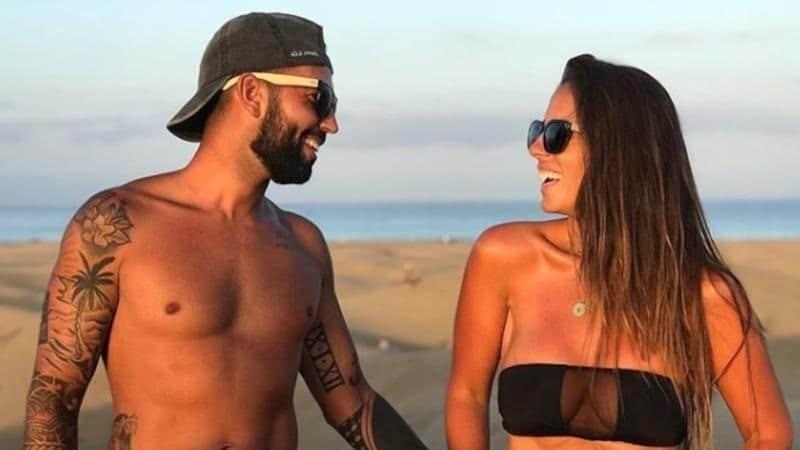 Anabel Pantoja y Omar Sánchez