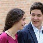 Froilán y Victoria Federica