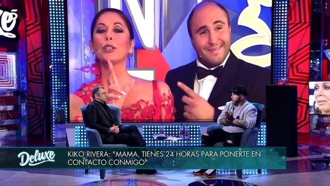 Kiko Rivera ataca Isabel Pantoja