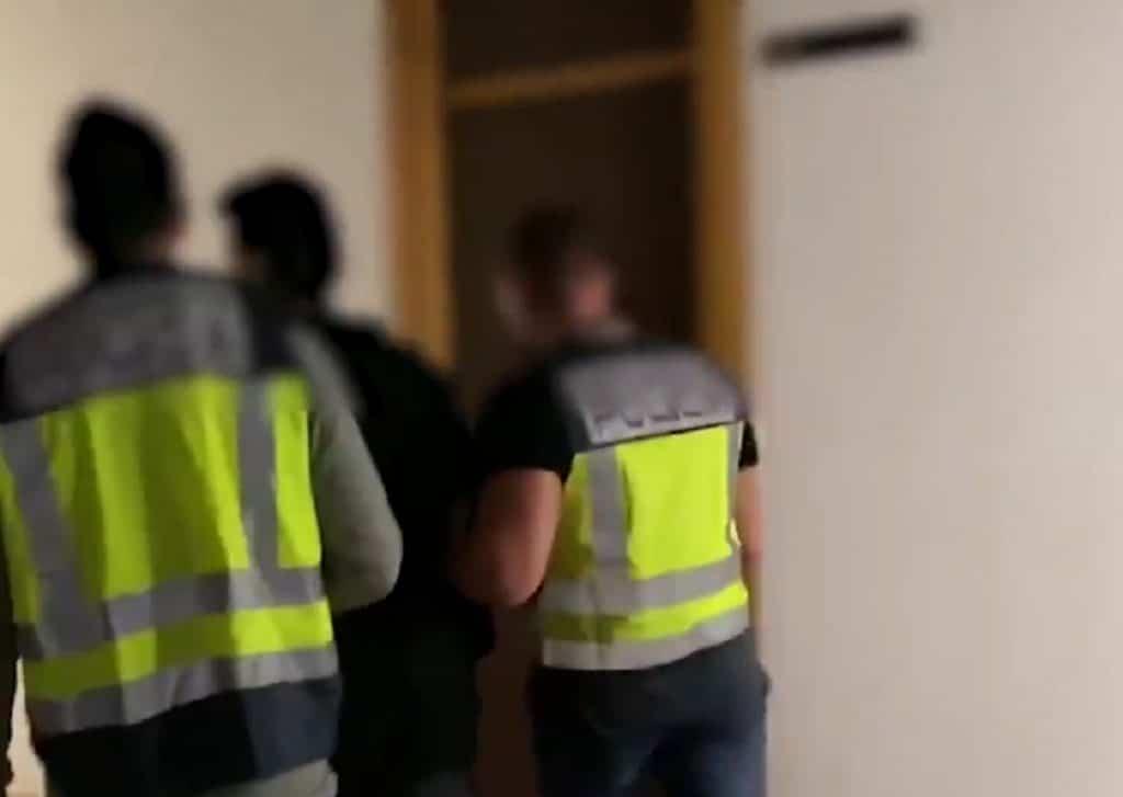 jay santos cantante colombiano de reggeaton detenido por la policía nacional de España por presunta agresión sexual muchas víctimas
