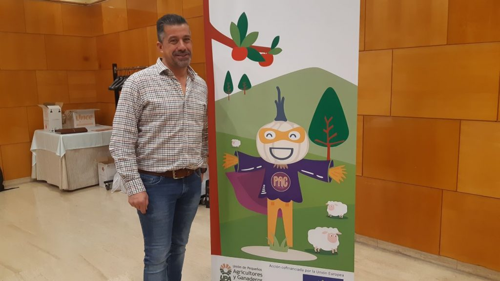 José Luis Losa, de sobreviviente a ganadero