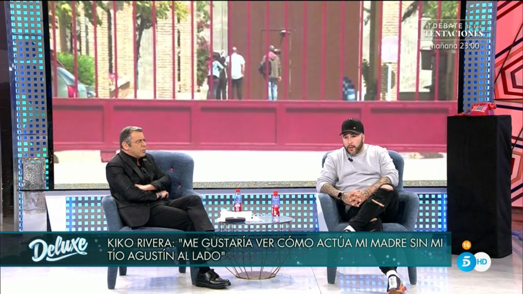 Kiko Rivera defiende a Chabelita