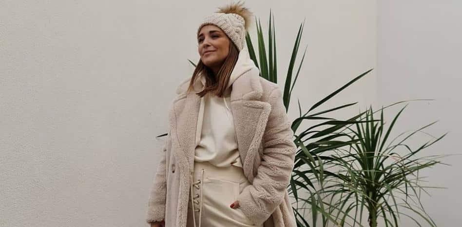 El abrigo de Primark que también lleva Paula Echevarría
