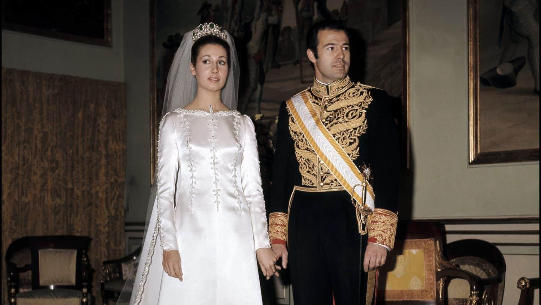 Carmen Martínez Bordiú y Alfonso de Borbón