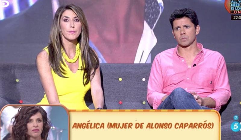 Hermano de Alonso Caparrós