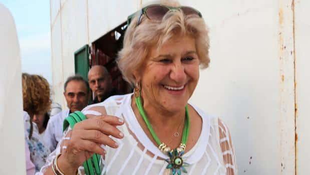 Carmen Bazán quiere a su nieta Andrea