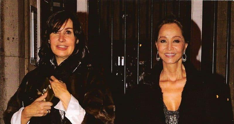 Isabel Preysler y Carmen Martínez Bordiú