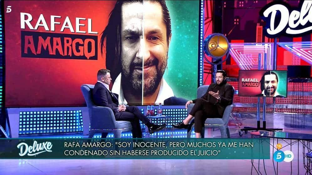Rafael Amargo deluxe