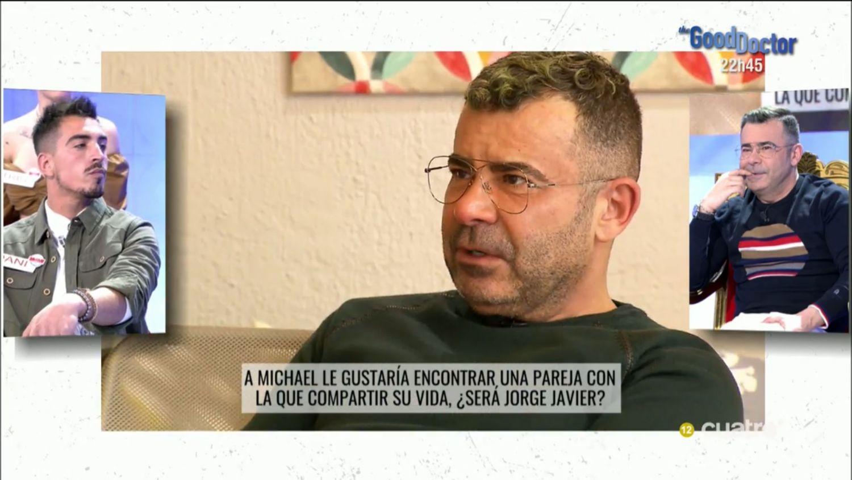 Jorge Javier Vázquez tiene sus primeras citas