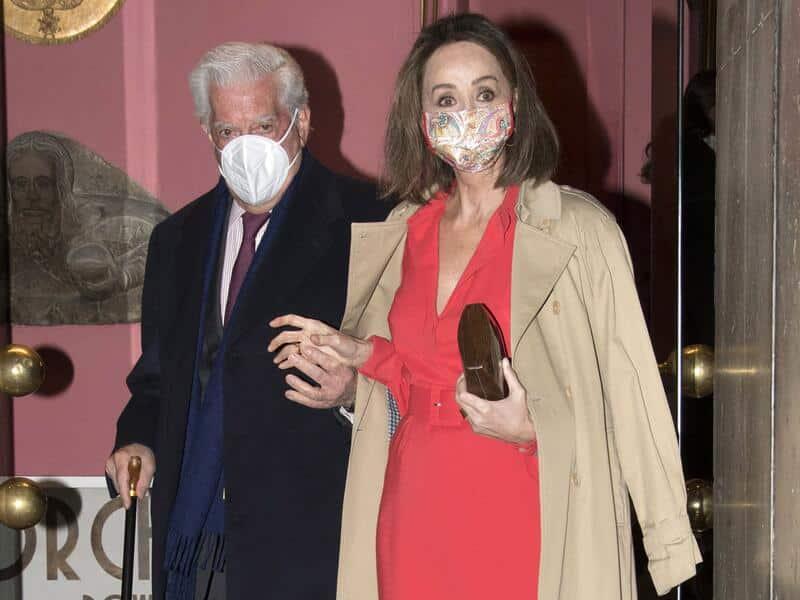 Mario Vargas e Isabel