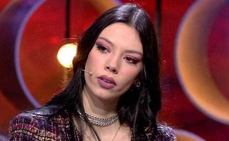 Alejandra Rubio muy enfadada con su tía en Telecinco