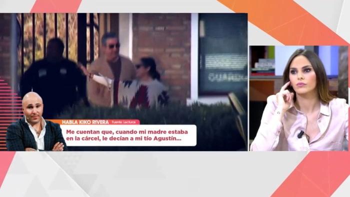 Irene Rosales habla de Isabel Pantoja en Viva la vida