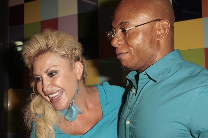 Raquel Mosquera e Isi