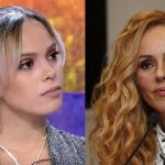 Rocío Carrasco Gloria Camila