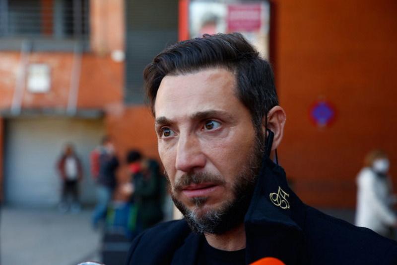 Antonio David Flores carga contra Fidel Albiac
